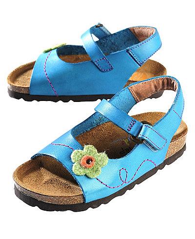 sandalen rieken von deerberg in gr n deerberg